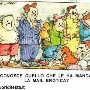 Mail erotica