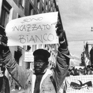 Messaggio di protesta