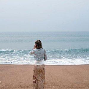 Mimetizzarsi sulla spiaggia