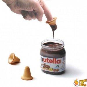 Nuovi ditali per Nutella