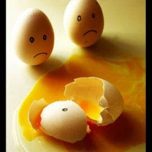 Omicidio tra uova