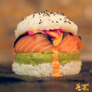 Panino di sushi
