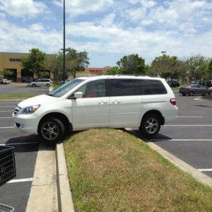 Parcheggio a prova di furto