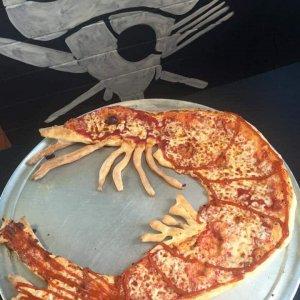 Pizza insolita