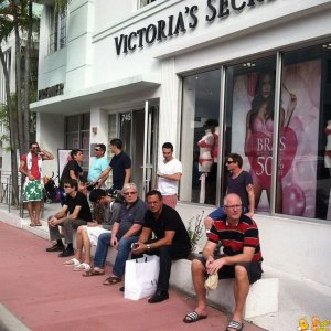 Povere vittime dello shopping