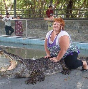 Qualcuno salvi il coccodrillo