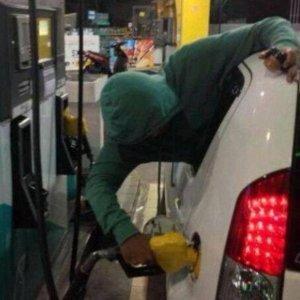 Quando un pigro fa benzina