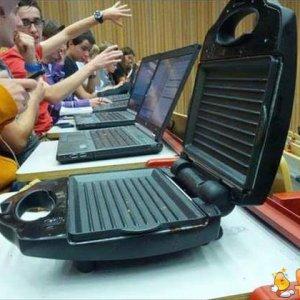 Questo è il mio notebook