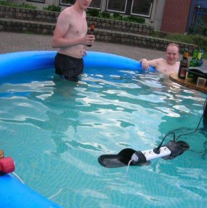 Sicurezza in piscina