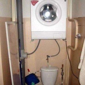 Soluzione per bagni piccoli
