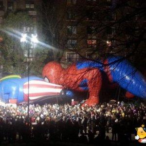 Spiderman sporcaccione!