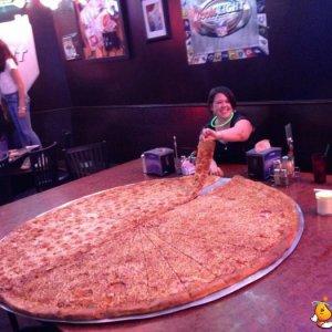 Stasera mangio solo una pizza