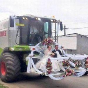 Tanti auguri agli sposi!