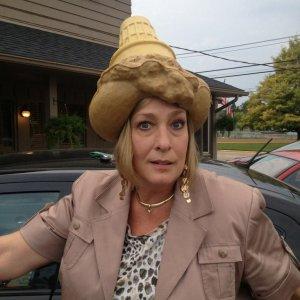Un cappello molto fashion
