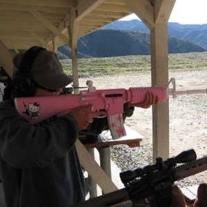 Un fucile per veri duri