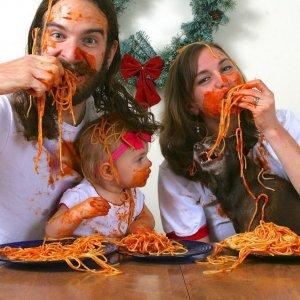 Una spaghettata epica