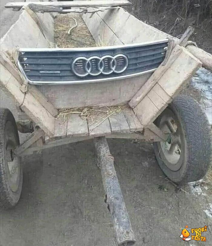 Audi vintage