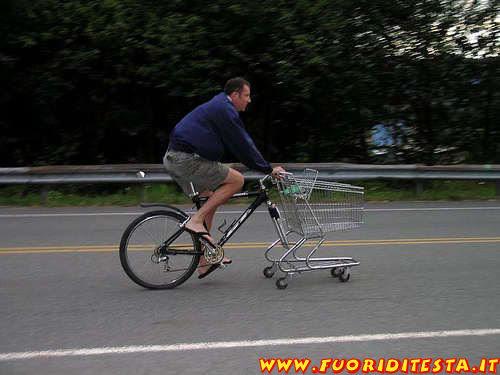 Bicicarrello