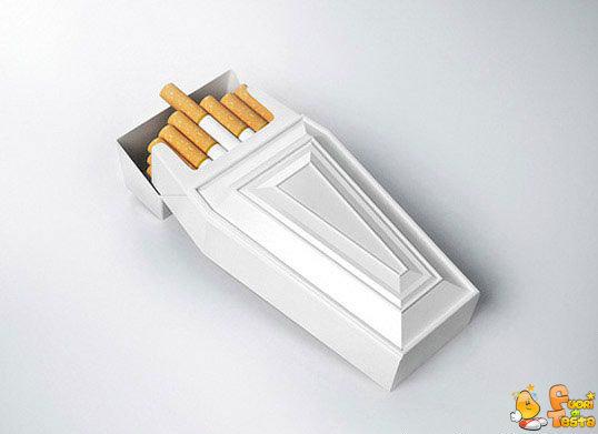 Fumare porta alla morte