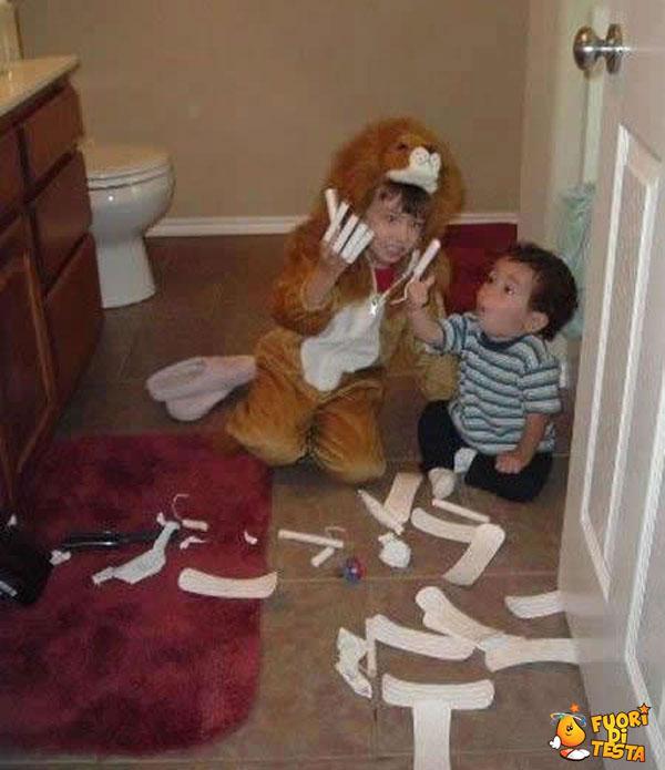 Giochi non adatti ai bambini