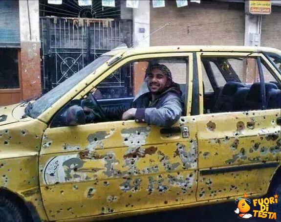 Guidare in Iraq
