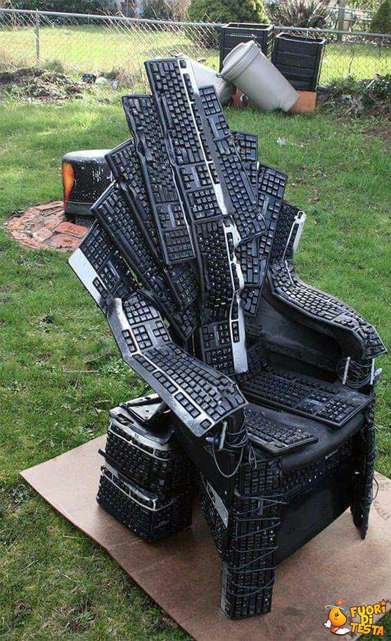 Il trono di un nerd