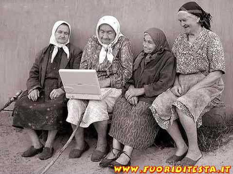 Nonna moderna