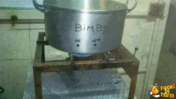 Nuova versione del Bimby
