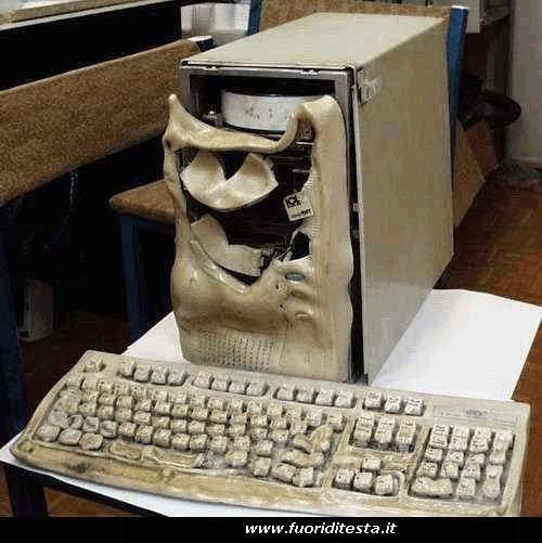 Povero computer