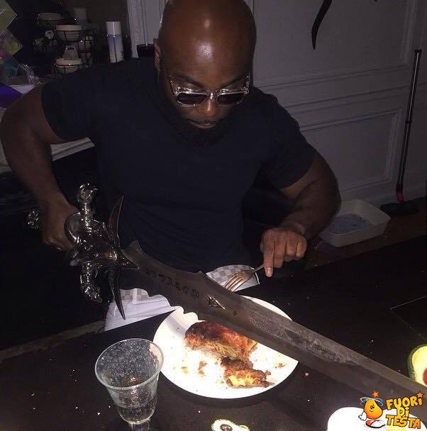 Questo coltello taglia?