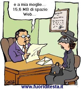 Spazio web
