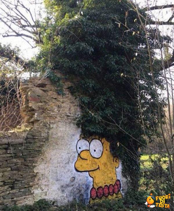 Street art geniale