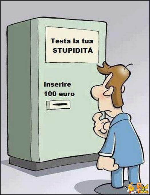 Test di stupidità
