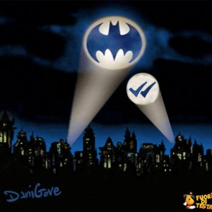 Batman e Whatsapp