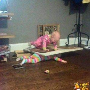 Bullismo tra neonati