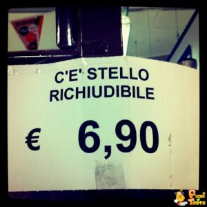 Cestello richiudibile