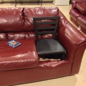 Come riparare il divano