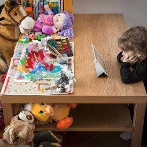Come si divertono i bambini oggi