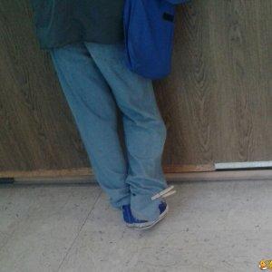 Dannati jeans larghi