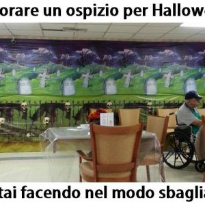 Decorazioni per Halloween