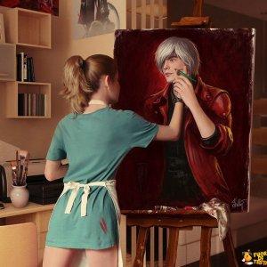Dipingere in tre dimensioni