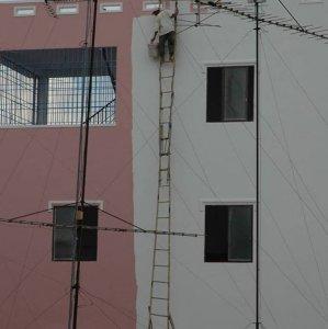 Dipingere la facciata
