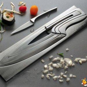 Epico set di coltelli