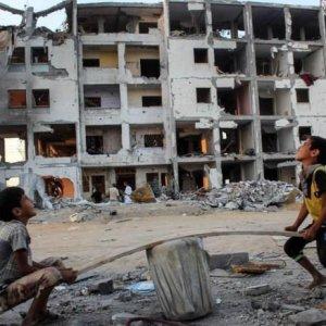 Essere bambini in Siria