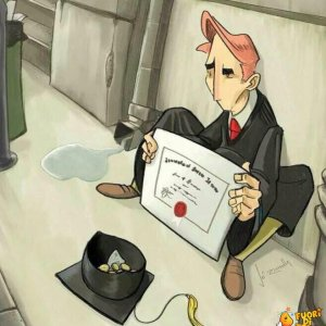 Essere laureati oggi