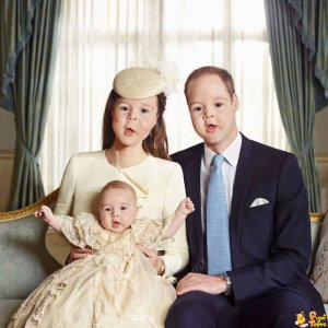 Somiglia alla madre o al padre?