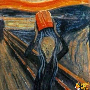 Ice Bucket Challenge by Munch