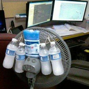 Il caldo non è un problema