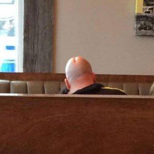 Il famoso testa di...