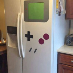 Il frigo Game Boy